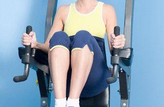 Fichas de ejercicios abdominales