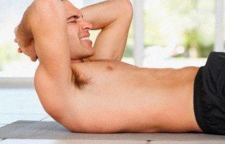 Dolor de espalda: Ejercicios abdominales y lumbares